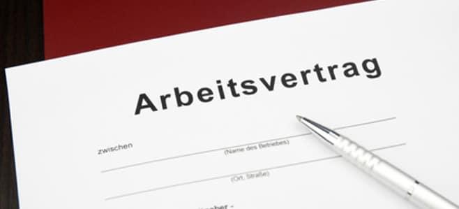 Im Arbeitsrecht finden sich unterschiedliche rechtliche Rahmenbedingungen zum Arbeitsvertrag.