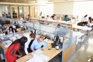 Bei der Bürgerarbeit ist eine Arbeitszeit von bis zu 30 Wochenstunden möglich.