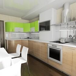 Für eine Erstausstattung für die Küche werden entsprechende ortsübliche Pauschalen gezahlt.