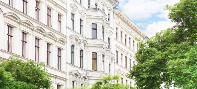 Hartz 4: Als Besitz werden unter Umständen auch Eigentumswohnungen angerechnet.