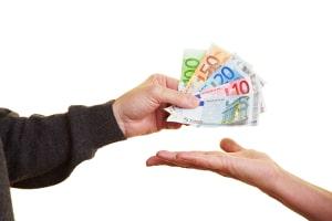 Hartz 4: Für Geldgeschenke existiert kein Freibetrag.