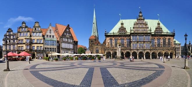 Wie teuer darf beim Bezug von Hartz 4 eine Wohnung in Bremen sein? Unsere Übersicht verrät es.