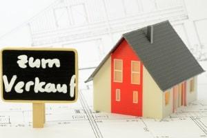 Hartz-IV-Empfänger müssen das Haus verkaufen, wenn es nicht angemessen ist.
