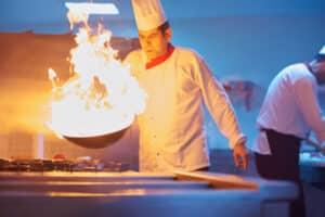 Nicht nur in der Küche kann das Hotel einen spannenden Job für Arbeitssuchende bereithalten