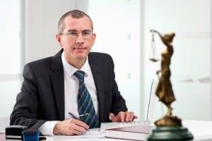 Auf der Jobbörse für Recht haben Fachanwälte es leichter, neue Jobs zu finden.