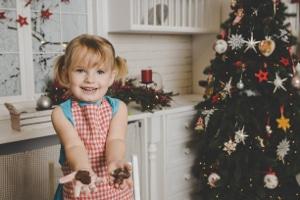 Was passiert, wenn Kinder Geldgeschenke von ihrer Oma zu Weihnachten bekommen?