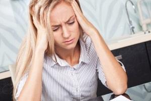 Eine Pfändung ist eine enorme Belastung, die die finanzielle Planung erschwert.
