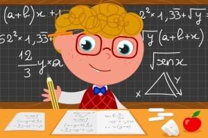 Psychologischer Test vom Arbeitsamt: Die Testaufgaben schicken Sie zurück in die Schule.