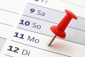 Psychologischer Test beim Jobcenter: Können Sie nicht teilnehmen, müssen Sie dies melden.