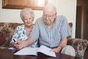 Wie hoch die Rente ausfällt, hängt von verschiedenen Faktoren ab.