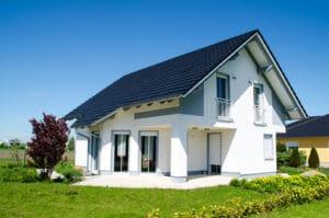 Ein Eigenheim wird als Schonvermögen bei Hartz 4 anerkannt - allerdings nur bis zu einer bestimmten Größe.
