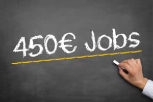 Unseriöse Jobs können auch 450-Euro-Jobs oder Zeitarbeit sein.