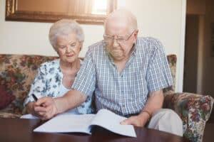 Was ist Grundsicherung? Die Rente kann durch die Sozialleistung erhöht werden.