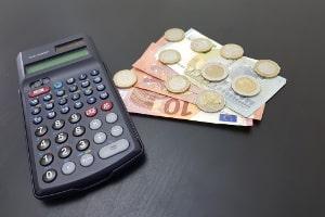 Bei der Zusammensetzung vom Regelsatz werden unterschiedliche Ausgaben berücksichtigt.